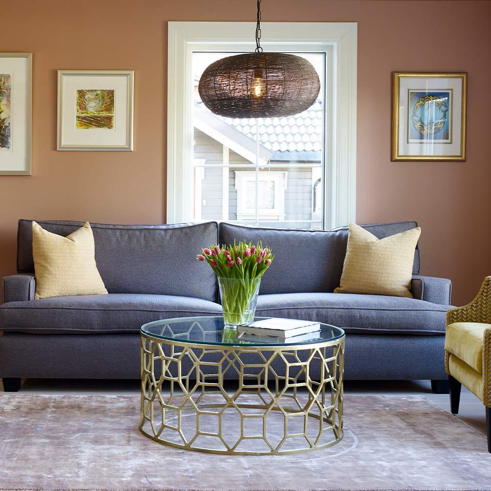 Bestill hjem din grønne farvoritt og prøvemal