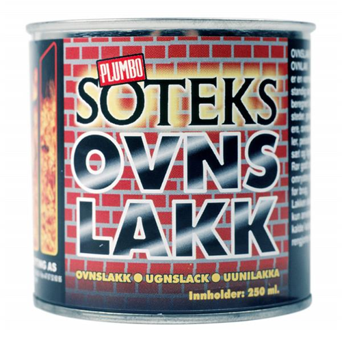 Soteks Ovnslakk 250 ml