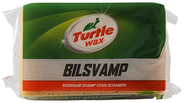 Turtle Wax Svamp U/Shampo