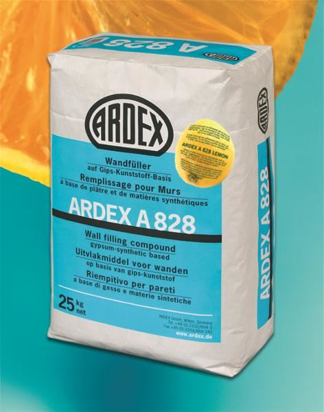 Ardex A828 Veggsparkel Lemon 12,5 kg