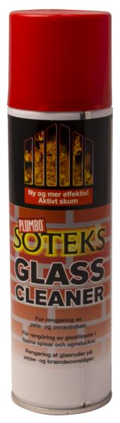 Soteks Glassrens til Ovn 250 ml