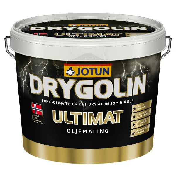 Drygolin Ultimat Hvit 3 l