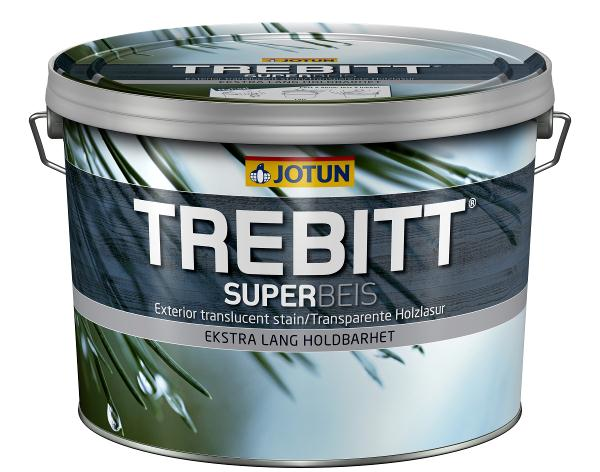Trebitt Superbeis Gul - base 9 l