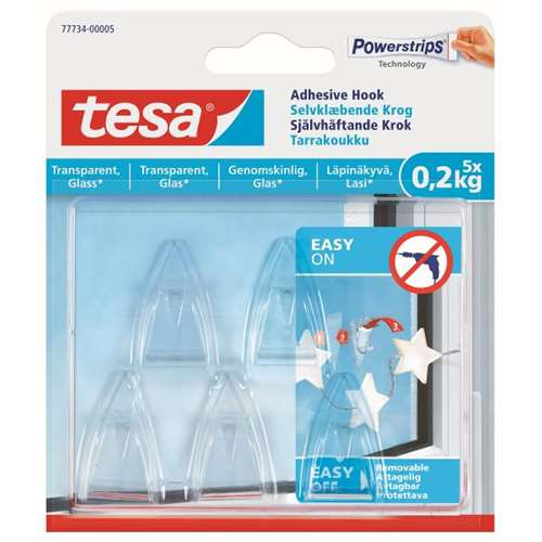 Tesa Limkrok Transparent