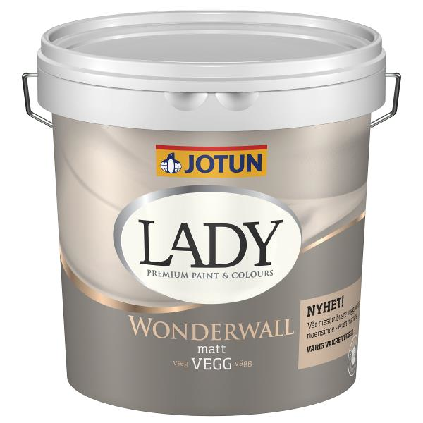 Lady Wonderwall A - base 2,7 l